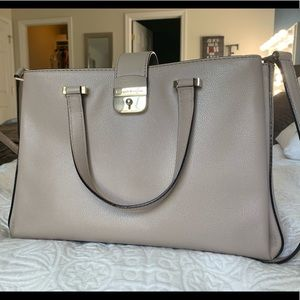 AUTHENTIC Mauve Kate Spade Handbag